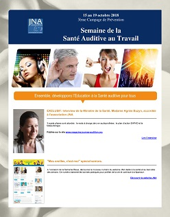 newsletter JNA octobre 2018