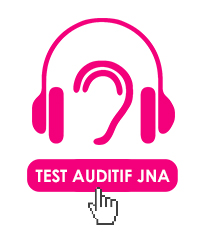 test auditif jna